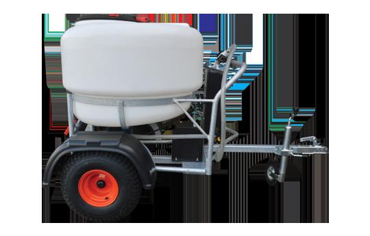 JFC INTRODUCE NEW 340 LITRE ATV MILK KART